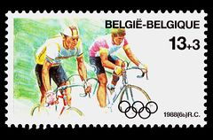 Olympic cycling 1988