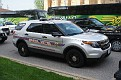 IL- University of IL Campus Police 2013 Ford Expedition