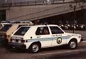CA - Santa Monica Police VW Rabbit