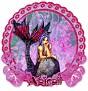 Abigail Floral-Maid Lavender