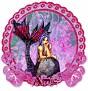 Amie Floral-Maid Lavender