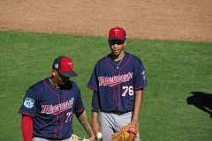 IMGP1633 - L-R Fernando Romero and Felix Jorge
