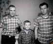 Jerry Lay, David Lay, and Paul Lay