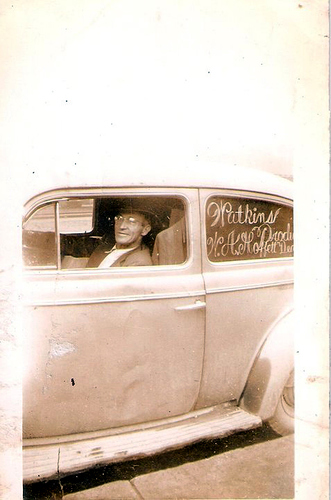 9-Great Grandpa Archie Moffett