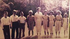 Baptizing at Norma, at The Ford, May 1959