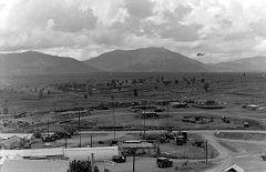 Looking NNE from the top of Artillery Hill, Pleiku