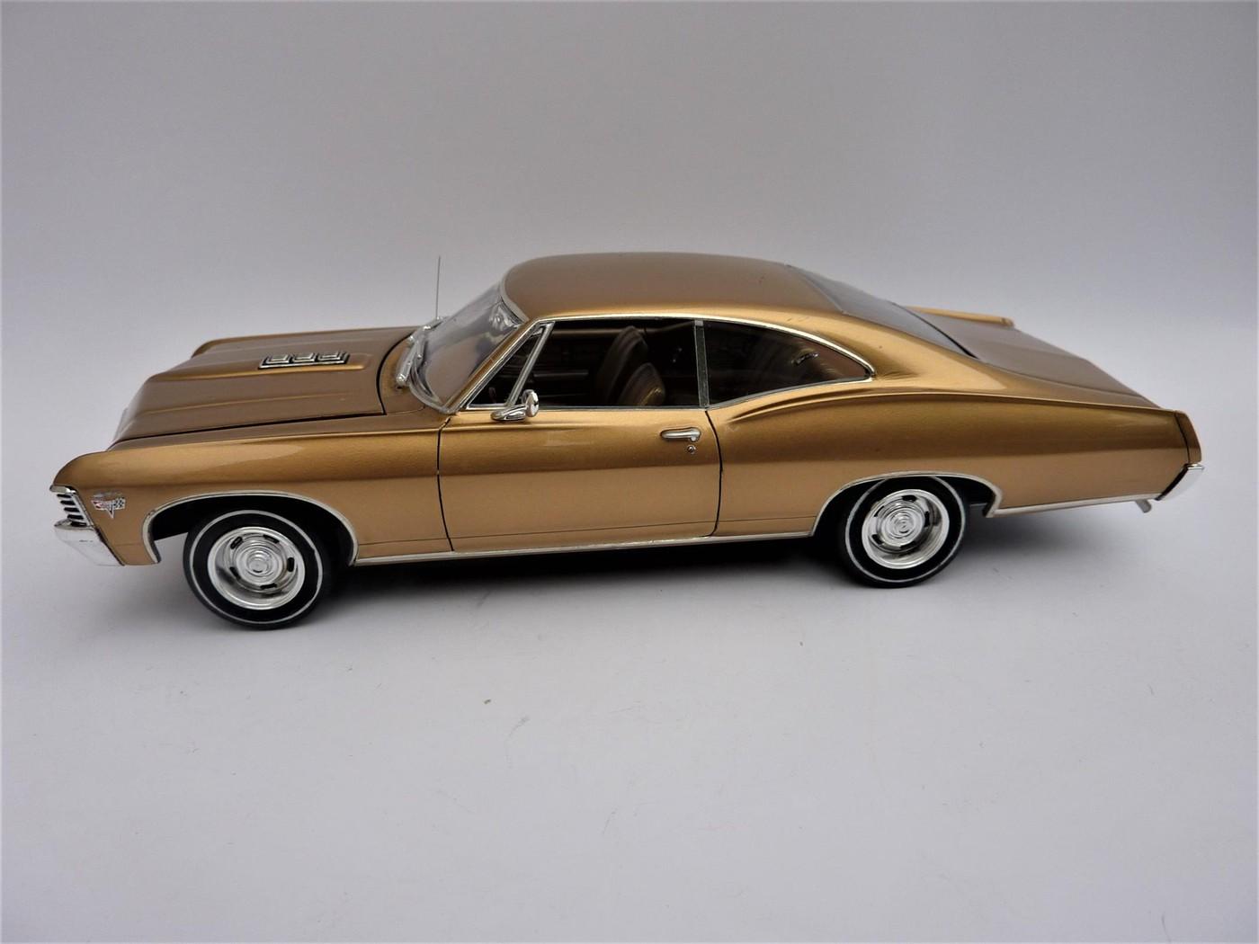 Chevrolet Impala 67 Términée Photo36-vi