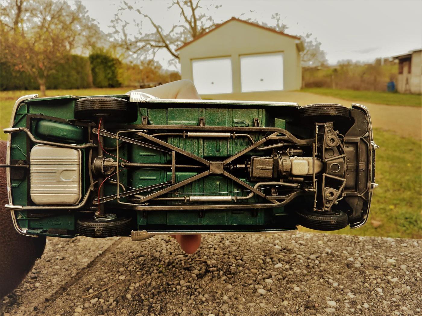Projet Oldsmobile 50 avec remorque assortie terminé Photo32-vi