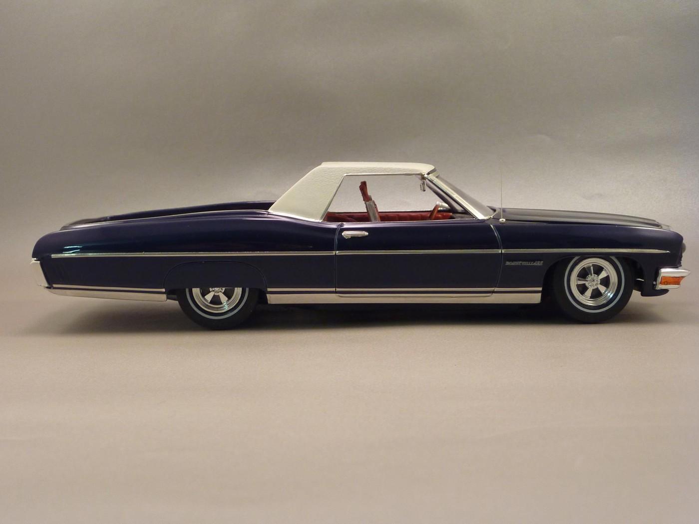 Pontiac Bonneville  70 Pick Up terminée Photo28-vi