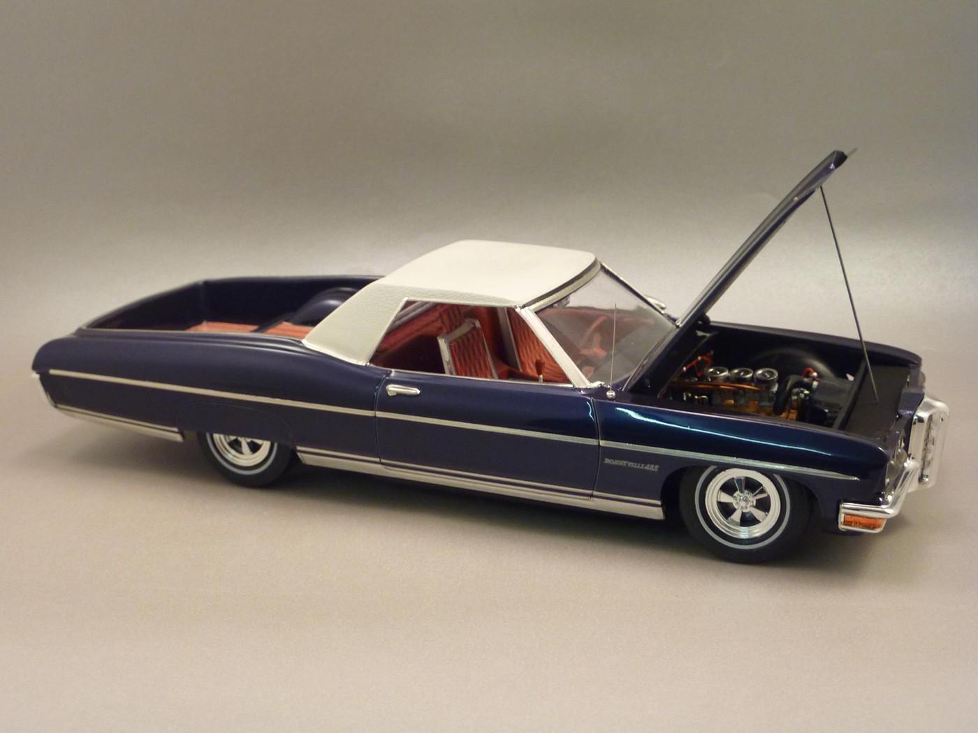Pontiac Bonneville  70 Pick Up terminée Photo31-vi
