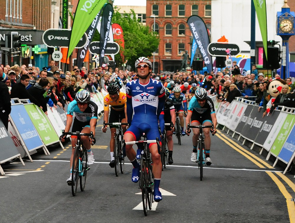 Yanto Barker Tour Series