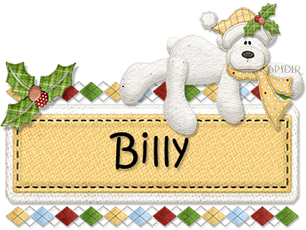Billy beary christmas