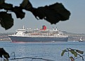 Queen Mary 2 from South Queensferry