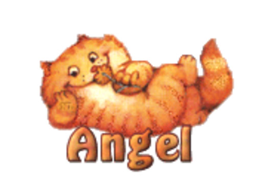 Angel - SpringKitty