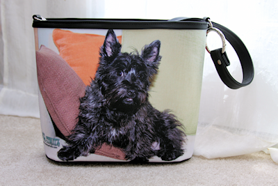 Custom Made Purses Using Your Pet!