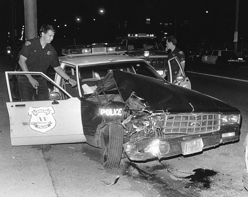 OH - Cleveland Police 1983 Chevy