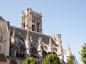 Dieppe - Eglise Saint Jacques - Clocher et Contreforts