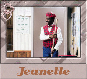 Coming to America 2Jeanette