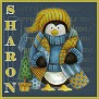Stay Warm Penguin-Sharon