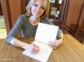 QUEEN ELIZABETH Jane Asher Book Signing 20120116 005