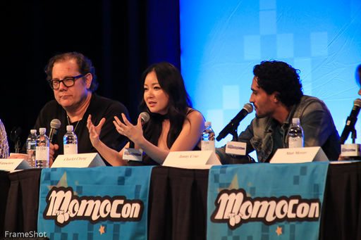 MomoCon panel 20170527 0046