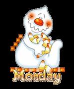DOTW Monday - CandyCornGhost