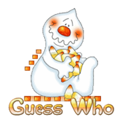 Guess Who - CandyCornGhost