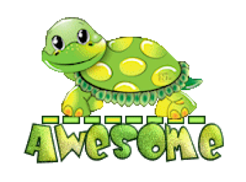Awesome - CuteTurtle