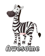 Awesome - DancingZebra