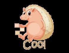 Cool - CutePorcupine