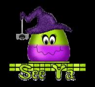 See Ya - CandyCornWitch