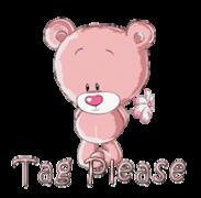 Tag Please - ShyTeddy