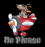 Me Please - DogFlyingPlane