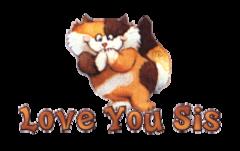 Love You Sis - GigglingKitten