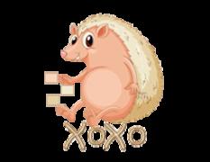 XoXo - CutePorcupine