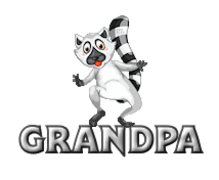 Grandpa - RaccoonStepOnName