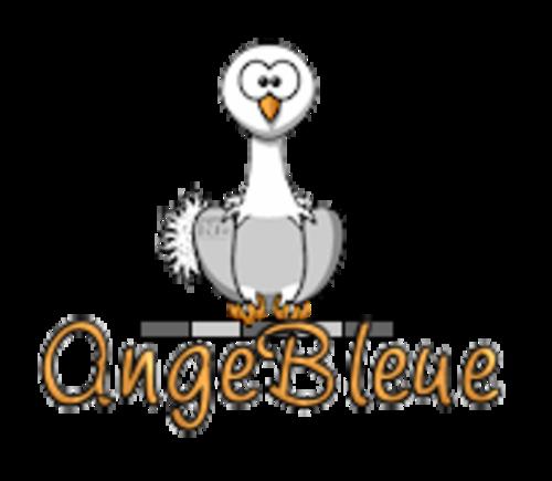 AngeBleue - OstrichWithBlinkie