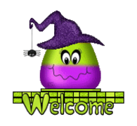 Welcome - CandyCornWitch