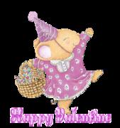 Happy Valentine - Birthday Mouse
