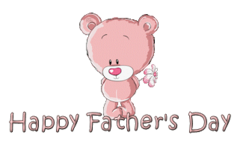 Happy Father's Day - ShyTeddy