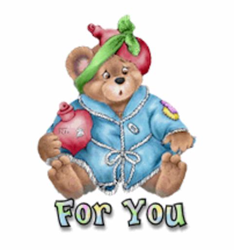 For You - BearGetWellSoon