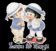 Love & Hugs - Getting ready for school