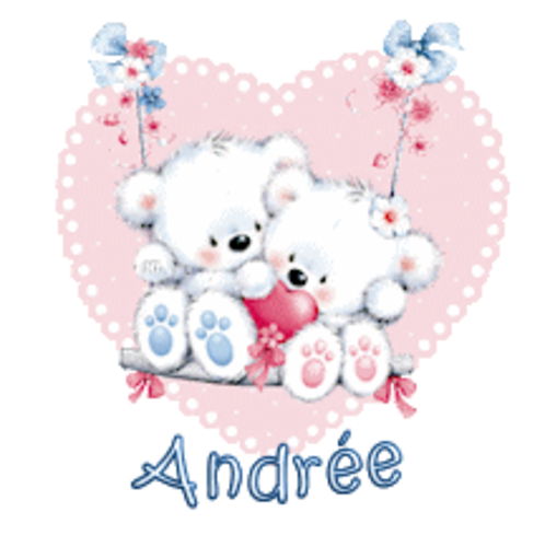 Andree (MC) - ValentineBearsCouple