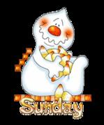 DOTW Sunday - CandyCornGhost