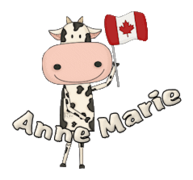 Anne Marie - CanadaDayCow