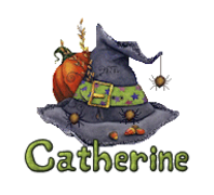 Catherine - CuteWitchesHat
