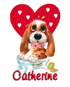 Catherine - ValentinePup2016