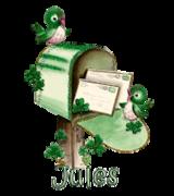 Jules - StPatrickMailbox16