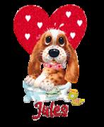 Jules - ValentinePup2016