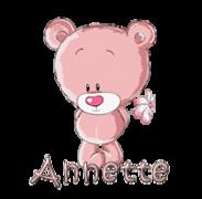Annette - ShyTeddy